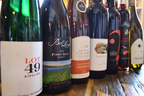 Michigan Wine Month