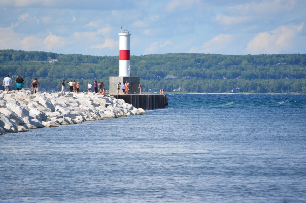 Petoskey Breakwall