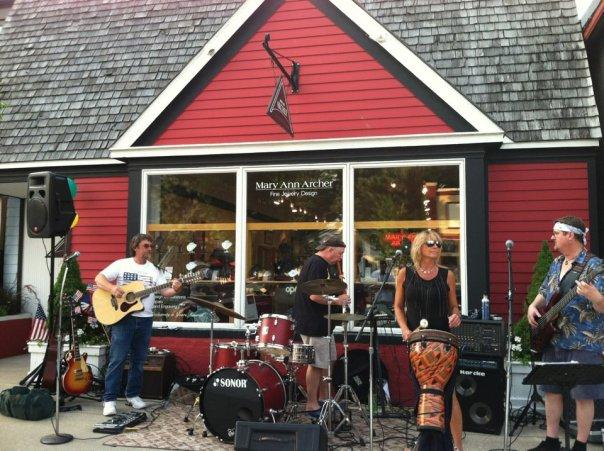 Street Musique - Harbor Springs