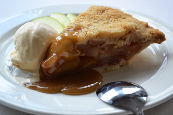Stafford's Dutch Apple Pie