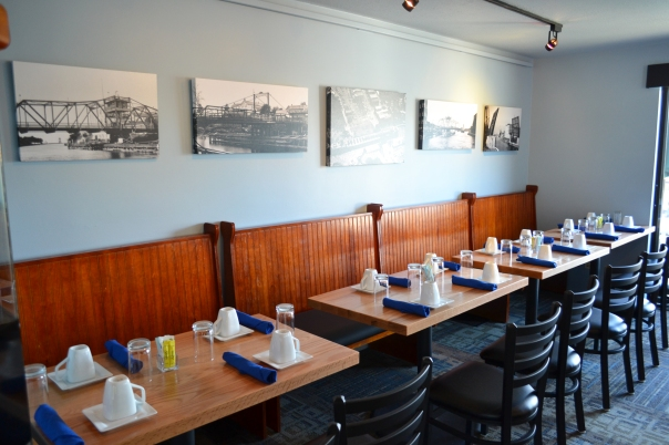 The Drawbridge Bistro in Downtown Charlevoix