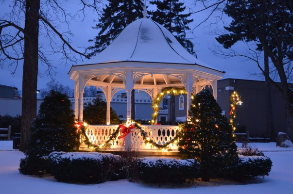 Holidays in northern Michigan are anything but ordinary!