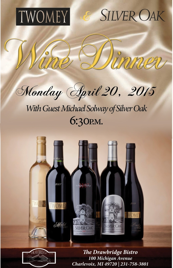 April Wine Dinner - Bistro