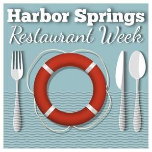 harbor springs restaurant week
