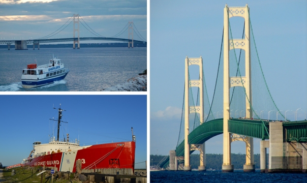 mackinaw collage with no words