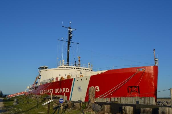 (85) Coast Gaurd Cutter