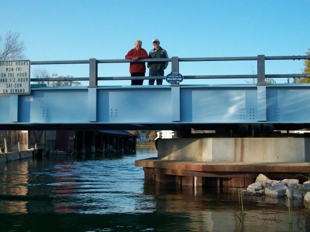 (81) Swinging Bridge