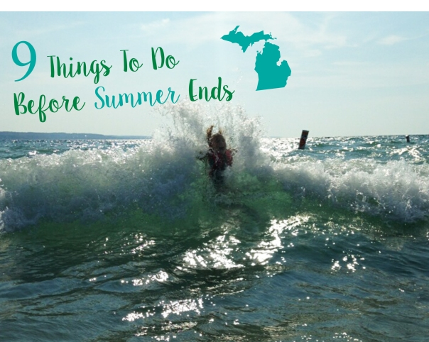 Northern Michigan - Make a splash