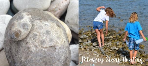 Petoskey Stone Hunting
