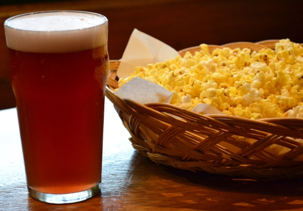 Noggin Popcorn and Shorts Soft Parade