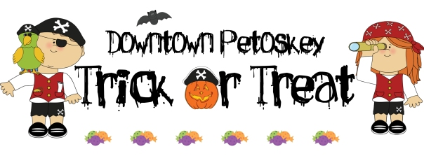 trick or treat downtown logo