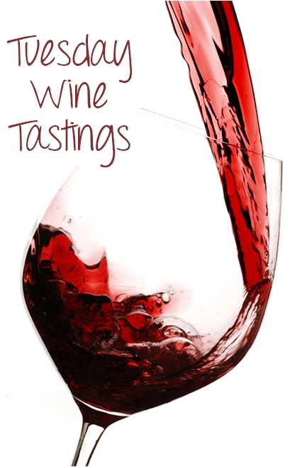 Tuesday Wine Tastings